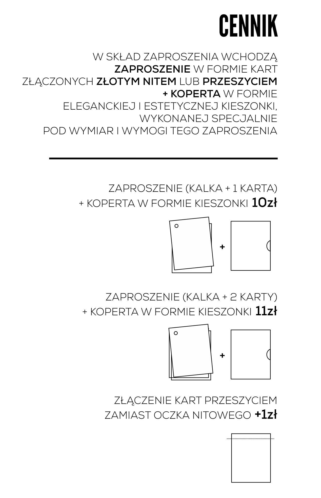 URBAN JUNGLE_CENNIK