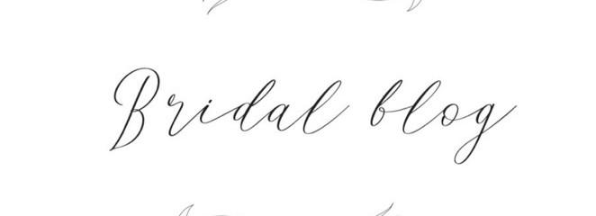 Bridal Blog